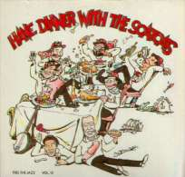 * LP *  HAVE DINNER WITH THE SCAT CATS (Feel The Jazz Volume 12)  (Holland 1984 EX!!!) - Jazz