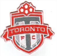 Toronto FC TFC Canada Major League Soccer MLS Soccer Football Patch - Scudetti In Tela