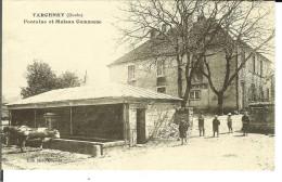 CPA  TARCENAY  Fontaine Et Maison Commune 10167 - Francia