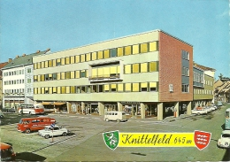 Nº5247 RATHAUS KNITTELFELD - ERBAUT 1969, STMK - AUSTRIA - Knittelfeld