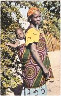 Pf. AFRIQUE NOIRE. Jeune Maman. 2837 - Unclassified