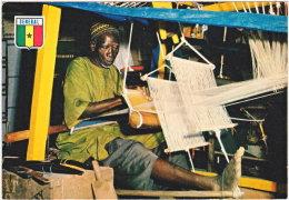 Gf. SENEGAL. Tisserand à Soubédioune. 5651 - Senegal