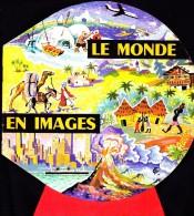 Le Monde En Images - Imprimerie CHAIX - - Livres, BD, Revues