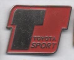 Beau Pin´s , Auto Toyota Sport - Toyota