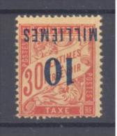 Port Saïd, N° Yvert Taxe 7a **; Luxe - Neufs
