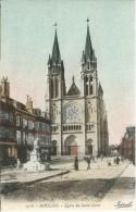 MOULINS : Eglise Du Sacré Coeur - Moulins