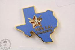 100% S.A.L. Squadron  - Pin Badge #PLS - Militares