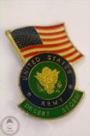United States Army - Desert Storm - Pin Badge #PLS - Militares