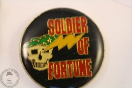 Solder Of Fortune - Pin Badge #PLS - Militares