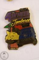 4 Wheel & Off Road Jamboree Spring Nationals Memphis United States  - Pin Badge #PLS - Otros