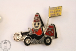Central Oregon Shrine Silver Arrow Patrol - Pin Badge #PLS - Pin