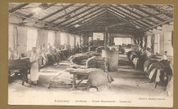 Annonay -- (Ardêche) -- Usines Mayssonnier - Tanneries - écrite 1918 - TANNEUR - TANNERIE - Annonay