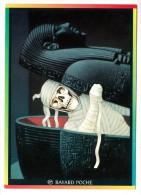 BD - Illustration Henri Galeron - La Malédiction De La Momie (tête De Mort) - Comics