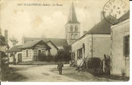 CPA  ST LACTENCIN, Le Bourg 10094 - France
