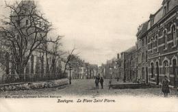 BELGIQUE - LUXEMBOURG - BASTOGNE - La Place Saint-Pierre. - Bastenaken