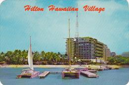 Hawaii Honolulu Hilton Hawaiian Village Hotel - Honolulu