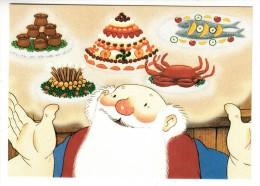 BD - Vacances De Rêve - Sacré Père Noël Prend Du Bon Temps - Ansichtskarten