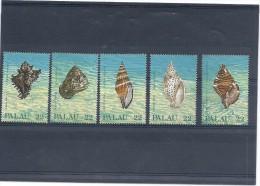 140012984  PALAU  YVERT  Nº  174/8  **/MNH - Palau