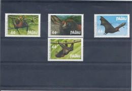 140012985  PALAU  YVERT  Nº  154/7  **/MNH - Palau