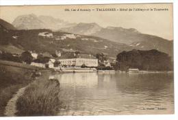74 - HAUTE SAVOIE - TALLOIRES - Talloires