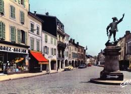 [88] Vosges> Remiremont Le Monument De La Victoire - Remiremont