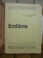 Kerelsleven Door Pater L.J. Callewaert, Dominikaan // 1920 * Uitgave H.Soenen, Roeselare - School