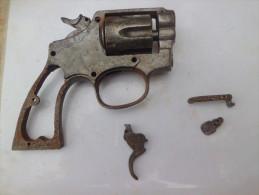 Epave Revolver 1914 (GRENIER) - Armes Neutralisées