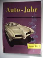 AUTO JAHR N°2 1954-1955 EDITA S.A. - Auto
