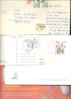 SOBRES TARJETAS ENTEROS POSTALES FDC SPECIAL COVERS CARTAS OTROS LOTE DE 58 PIEZAS DIFERENTES  STRANGE COMPOSITION - Postzegels