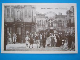 17: SAINT JEAN D´ANGELY: CAFE De La COMEDIE : C.P.S.M..: Carte En Trés Bon état : REPRODUCTION - Saint-Jean-d'Angely