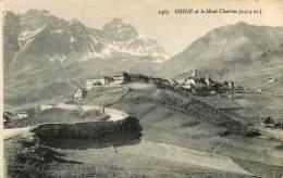 Ugine, Le Mont Charvin (scan Recto-verso) KEVREN0103 - Ugine
