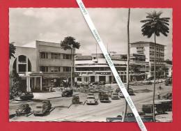 CONGO BELGE -  Une Rue De LEOPOLDVILLE - Kinshasa - Léopoldville