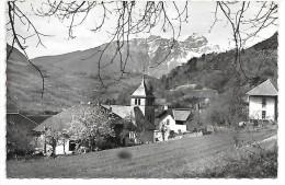 VENTHON - Son Clocher, Au Fond, Le Charvin - France