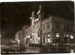 CT--N--1207--  BARI- CINEMA TEATRO MARGHERITA( NOTTURNO ) - Bari