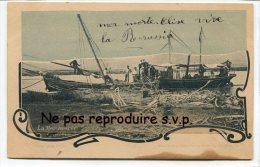 - Palestine - La Mer Morte - Vive La Russie, Bateaux De Pêche, Bédouin Avec Fusils, Précurseur, TBE, Scans. . - Palestine