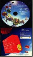 Disneyland Paris  -  Werbe-CD Von DERTOUR  -  Willkommen  -  Von 2010 - Pubblicitari