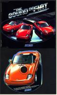THE SOUND OF FIAT –  Barchetta  -  Werbe-Audio CD Von 1997 - KFZ
