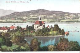 AK 929  Maria Wörth Am Wörthersee - Verlag Leon Um 1909 - Maria Wörth