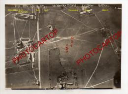 WERVIK EST-Photo Aerienne Allemande-Escadrille Fl.13-JELKO+BREUER-3-10-18-Guerre 14-18-1WK-BELGIEN-Flandern- - Wervik