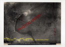 WERVIK Ouest-Photo Aerienne Allemande-Escadrille-Bay.Fl.48-DÜCK+GOLLWITZER-6-9-18-Guerre 14-18-1WK-BELGIEN-Flandern- - Wervik