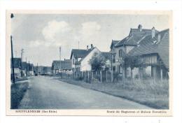 Soufflenheim-Route De Haguenau Et Maison Forestière-(A.1249) - Unclassified