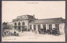SAINT - DIE . Place De La Gare . - Saint Die