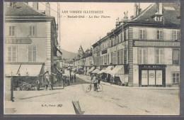 SAINT - DIE . La Rue Thiers . - Saint Die