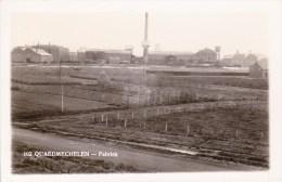 Quaedmechelen  -  Fabriek  -   FOTOKAART! - Ham