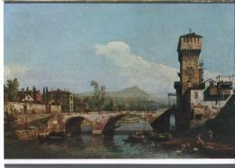 GIOVANNI ANTONIO CANAL DETTO IL CANALETTO FG V SEE 2 SCANS - Pittura & Quadri