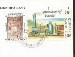 CAMBODGE Kambodscha Cambodia Siem Reap Chau Say Tevoda 2000 - Cambodia