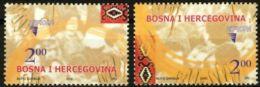 Bosnie & Hercegovina -  EUROPA 2006  - 2 Val Neuf // Mnh - Europa-CEPT