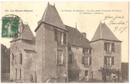 Dépt 52 - CIREY-LES-MAREILLES - Le Château De Morteau - France