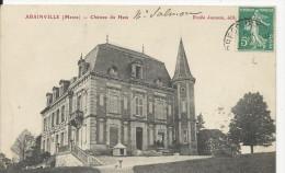 Abainville  Chateau Du Ham - France