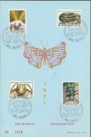 BRF17-----  HERDENKINGSKAART SOLIDARITEIT 1971 - Souvenir Cards